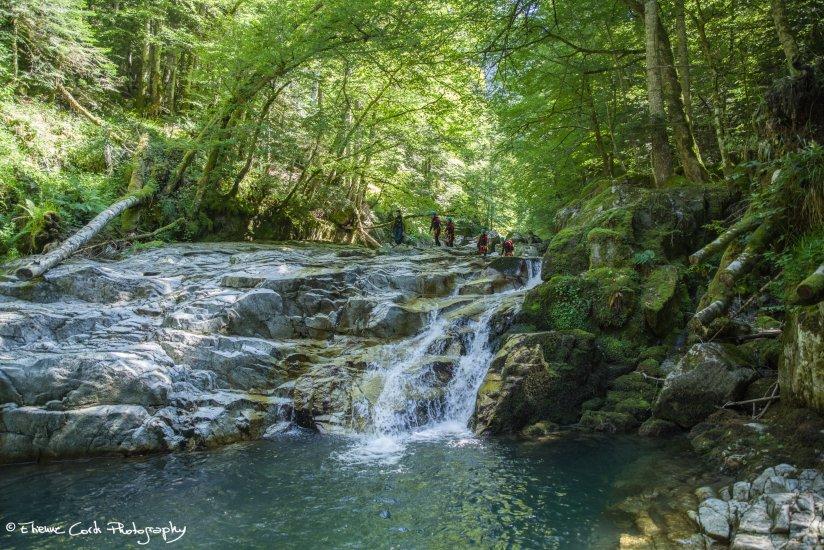 Canyon de Bious