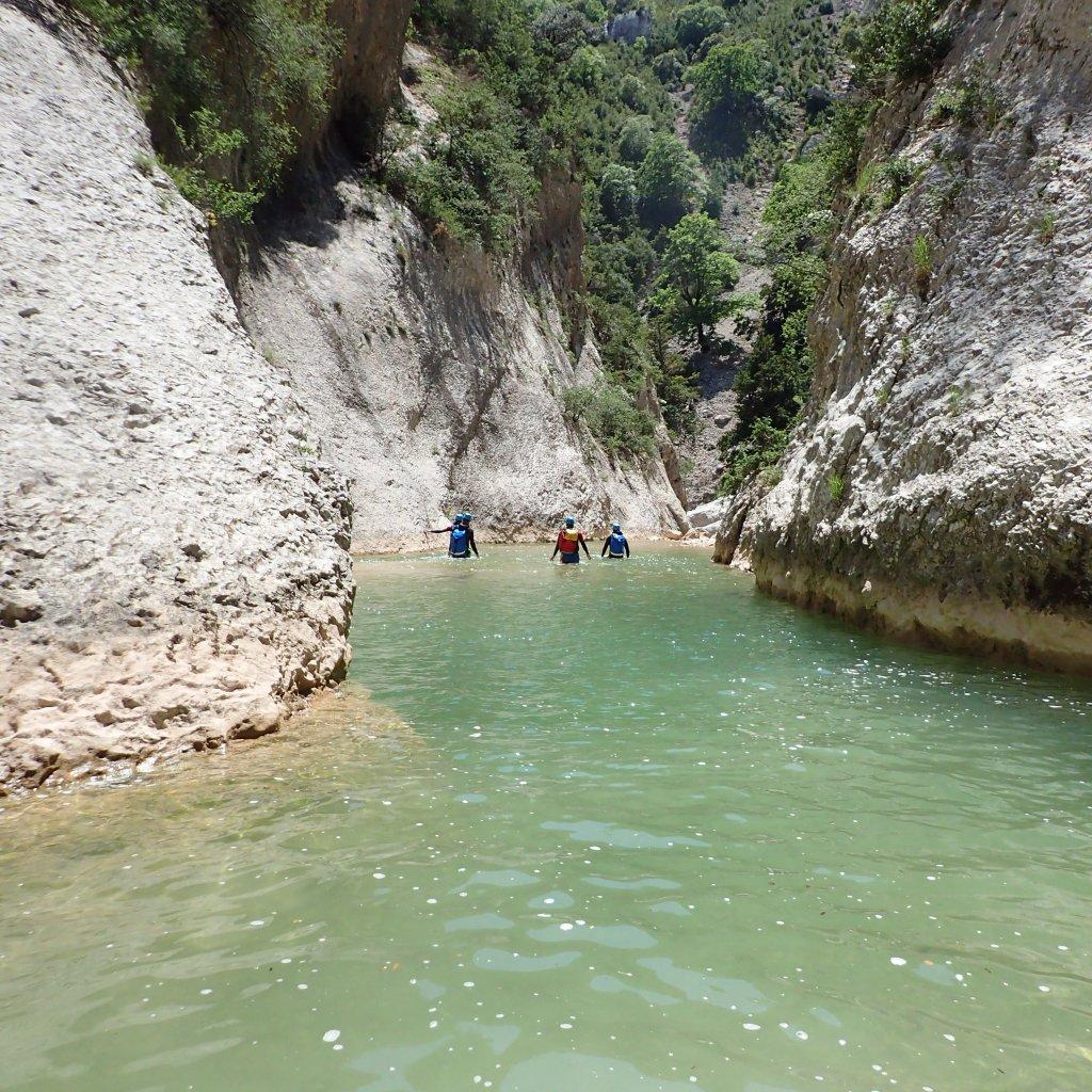 canyoning espagne pyrénées